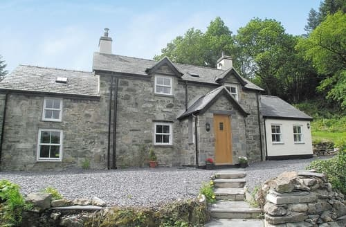 Big Cottages - Superb Betws Y Coed Cottage S22362