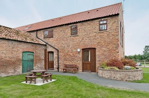 Last Minute Cottages - Charming Filey Cottage S15065