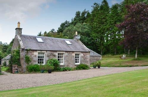 Last Minute Cottages - Ferniehaugh Cottage