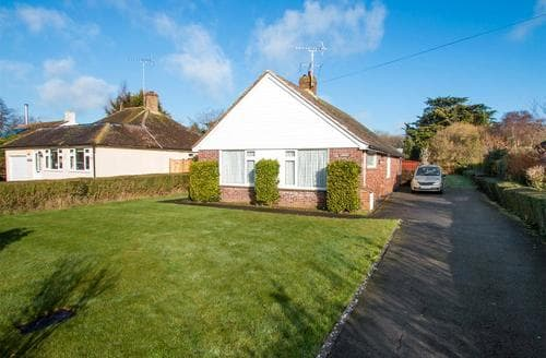 Big Cottages - Attractive Bognor Regis Cottage S79837