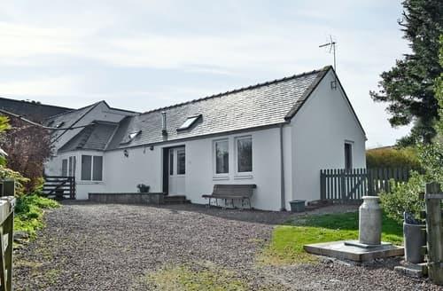 Last Minute Cottages - Luxury Castle Douglas Cottage S23576