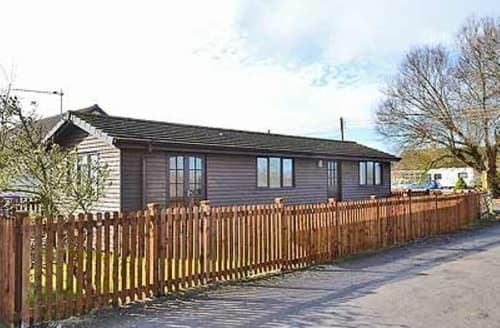 Last Minute Cottages - Captivating Burnham On Sea Lodge S20055