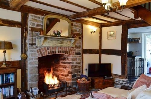 Last Minute Cottages - Tasteful Presteigne Cottage S21439