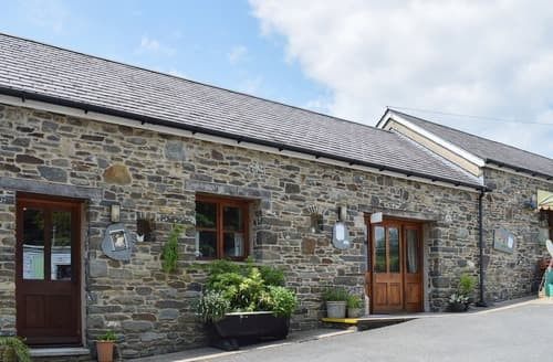 Big Cottages - Quaint Tregaron And The Cambrian Mountains Cottage S21588