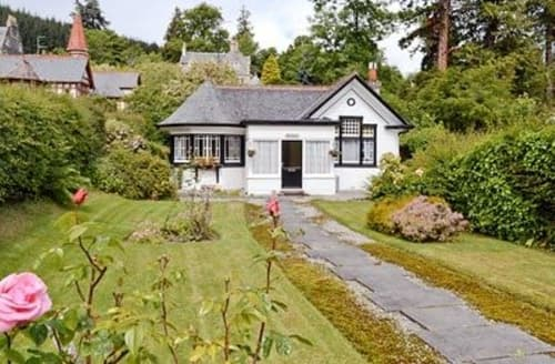 Big Cottages - Quaint Dingwall Cottage S22823