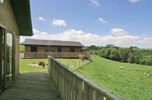 Last Minute Cottages - Woodside Lodge - HW7520