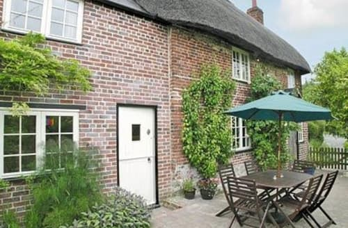 Big Cottages - Delightful Westbury Cottage S13761