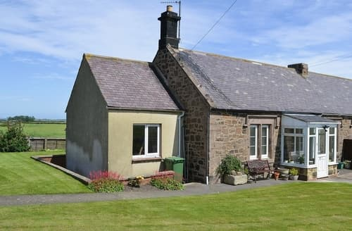 Last Minute Cottages - Charming Craster Cottage S14536