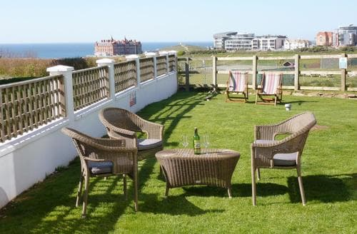 Last Minute Cottages - Inviting Newquay Apartment S20584