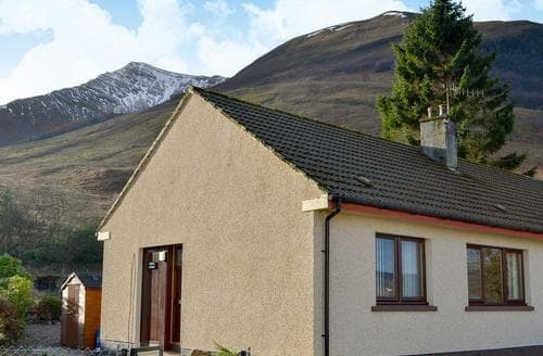 Last Minute Cottages - Stunning Glencoe Cottage S22589