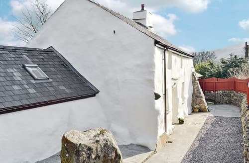 Big Cottages - Gorgeous Caernarfon Cottage S22217