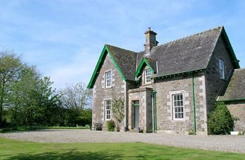 Last Minute Cottages - Luxury Lochgilphead Cottage S23071