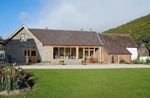 Last Minute Cottages - Gorgeous Bishops Castle Cottage S16714