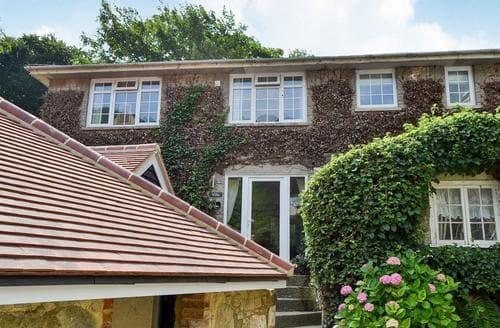 Big Cottages - Luxury Ventnor Cottage S26103