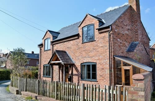 Last Minute Cottages - Superb Oswestry Cottage S25907