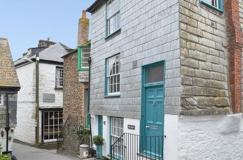 Last Minute Cottages - Captivating Port Isaac Cottage S20720
