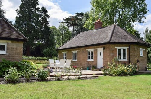 Last Minute Cottages - Excellent Ledbury Cottage S41243