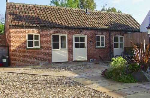 Last Minute Cottages - THE STABLE - IJX