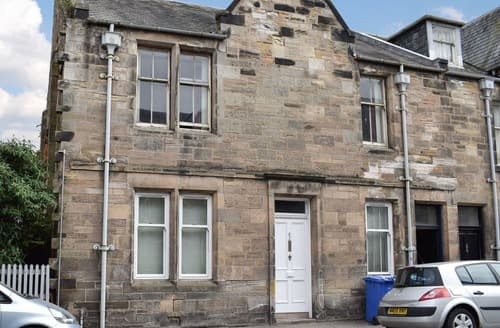 Last Minute Cottages - Attractive St Andrews Apartment S23304