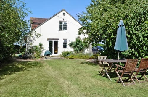 Last Minute Cottages - Excellent Shaftesbury Cottage S19838