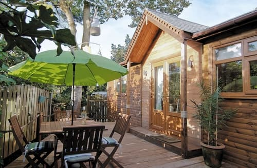Last Minute Cottages - Inviting Newquay Lodge S40062