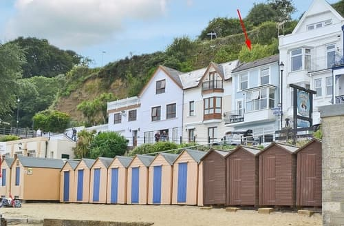 Last Minute Cottages - Gorgeous Shanklin Apartment S39586