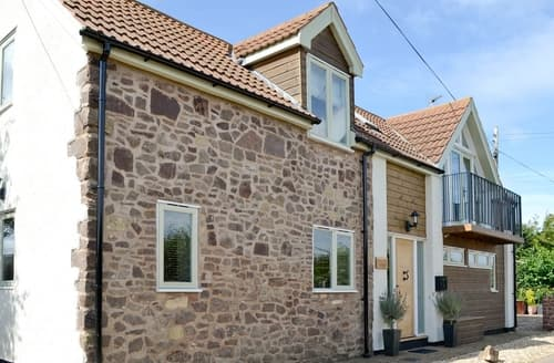 Big Cottages - Gorgeous Minehead Cottage S40561