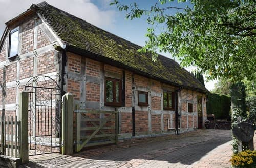 Last Minute Cottages - The Cider Press