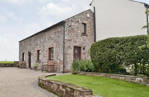 Last Minute Cottages - Inviting Silloth And The Solway Coast Cottage S18711