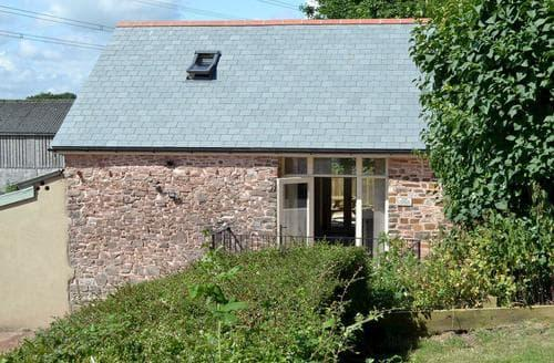 Dog Friendly Cottages - The Foxes Larder