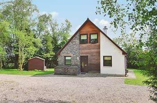 Big Cottages - Captivating Callander Lodge S23233