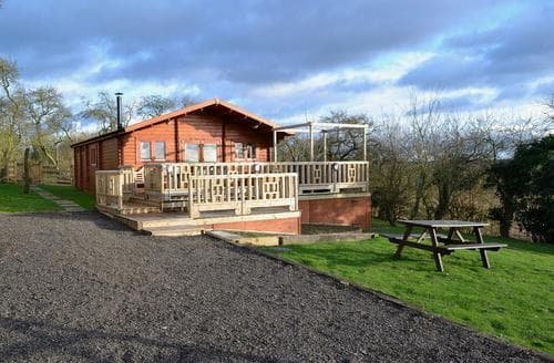 Last Minute Cottages - Stunning Worcester Lodge S42533