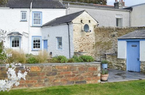 Last Minute Cottages - Splendid Fowey Cottage S20914