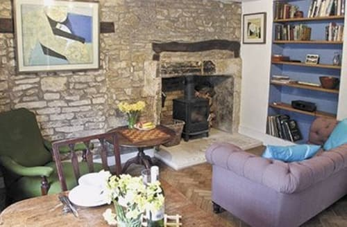 Last Minute Cottages - Cosy Bath Cottage S20013