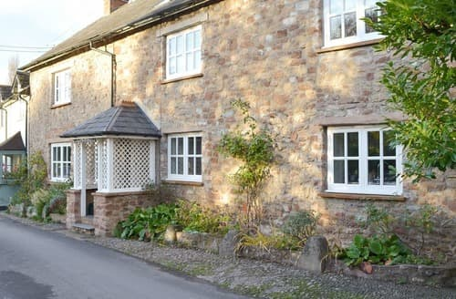 Last Minute Cottages - Delightful Watchet Cottage S20284
