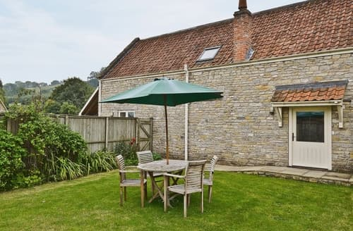 Last Minute Cottages - Beautiful Glastonbury Cottage S20162