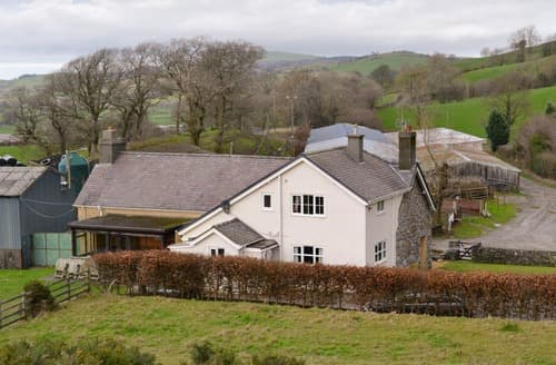 Last Minute Cottages - Pennant Farm