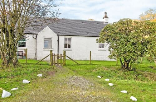 Last Minute Cottages - Beautiful Lochgilphead Cottage S23083