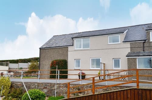 Last Minute Cottages - Excellent Pwllheli Cottage S22315