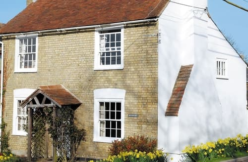Last Minute Cottages - Splendid Rye Cottage S14005