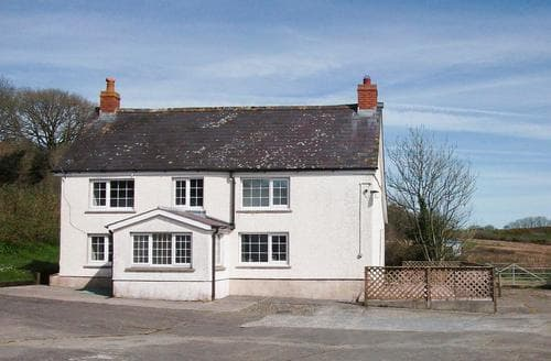 Last Minute Cottages - Adorable Llansteffan Cottage S21749