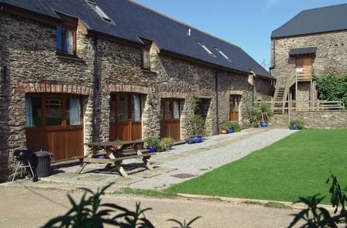 Last Minute Cottages - Beautiful Totnes Cottage S19524
