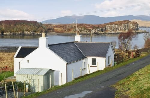 Last Minute Cottages - Tasteful Sligachan Cottage S22536