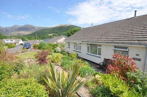 Last Minute Cottages - Blencathra Bank