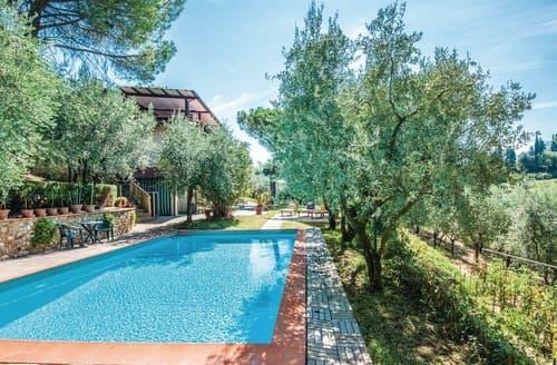 Last Minute Cottages - La Romola