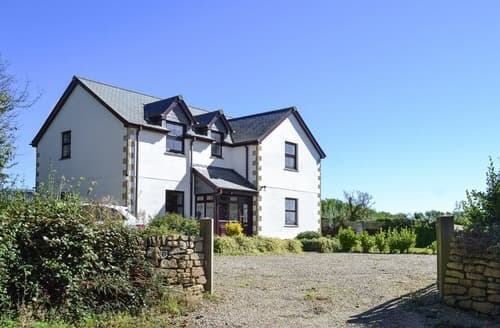 Big Cottages - Captivating Marazion Cottage S21239