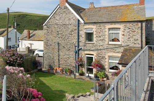 Last Minute Cottages - Luxury Port Isaac Cottage S20755