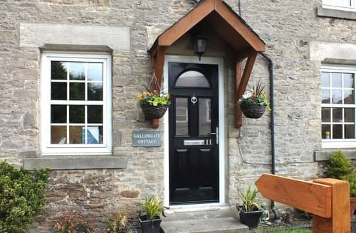 Dog Friendly Cottages - Gallowgate Cottage