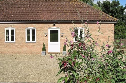 Last Minute Cottages - BENTINCK
