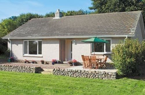 Big Cottages - Attractive Kelso Cottage S23808